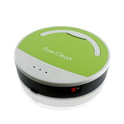 Pure Clean Automatic Vacuum Robot Floor Cleaner for Flooring/ Carpets