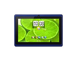 "iROLA 7"" Tablet 8GB Android 4.4 - Blue (DX758PRO)"