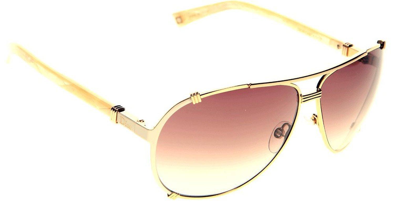 5097101bb0 Christian Dior Chicago2 S 63mm Women s Sunglasses- Rose Gold Violet ...