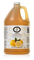 Carolina Lemon Organic Castile Soap - 1 Gallon