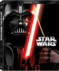 20th Century Fox Home Entertainment Star Wars Trilogy Episodes IV-VI - DVD 606783