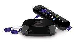 Roku 3 Streaming Media Player (4230R)