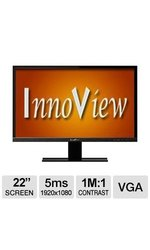 "HKC Innoview 22"" Widescreen LED Monitor (I22LMH1)"