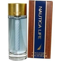 Nautica Mens' 3.4 Oz Edt Fragrance: Nautica Life