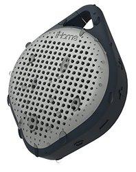 iHome DROP+ Splashproof Bluetooth Wireless Speaker - Black (IBT15BGC)