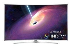 "Samsung 48"" Curved 3D 4K Ultra HD Smart LED TV (UN48JS9000FXZA)"