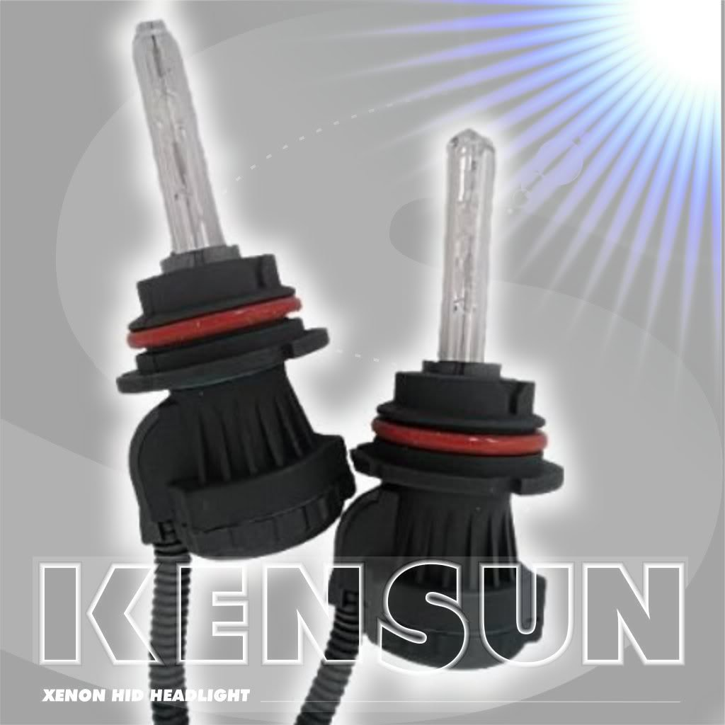 Kensun HID Xenon Headlight Conversion Kit