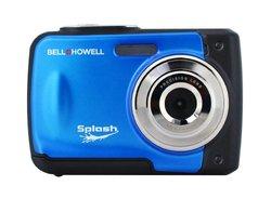 Bel+howell Splash WP10 Shock + Waterproof Digital Camera Blue