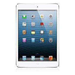 Apple iPad Mini 64GB Wi-Fi - White/Silver (MD533LL/A)