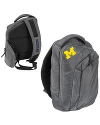 NCAA Michigan Game Changer Sling Backpack