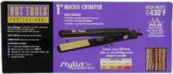 """Hot Tools Micro Crimper Curling Iron - 1"""""""