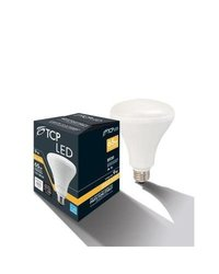 TCP 65W Equivalent Soft White (2700K) BR30 Dimmable LED Light Bulb