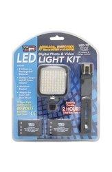 Vidpro LED-70 Digital Photo & Video LED Light Kit