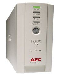 Apc Back Ups Cs 500 Va 230 V USB Serial Bk500 Ei