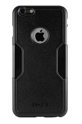 Sahara Case Apple iPhone 6 Plus Case for Apple iPhone 6S Black (i6+Black)