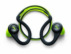 BackBeat FIT BT Stereo Smartphones Headphones w/ Armband - Black/Green