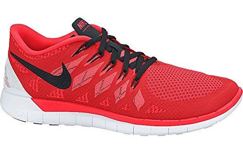 cc443ba20b0d07 Nike Men s Free 5.0 Running Shoes - Black Hot Lava - Size  11.5 ...