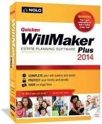 Quicken WillMaker Plus 2014, Traditional Disc