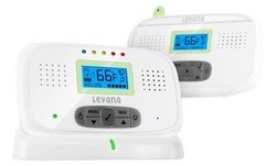 Levana Melody Digital Baby Monitor with Talk to Baby Intercom