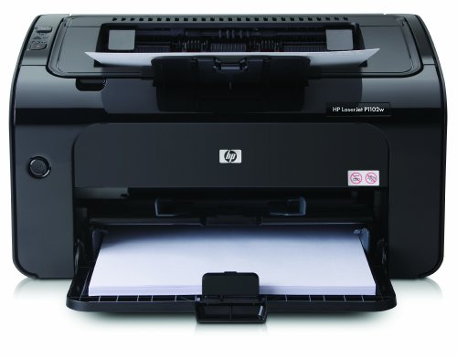 HP LaserJet Pro P1102W B/W Wireless Laser Printer (CE658A#BGJ ...