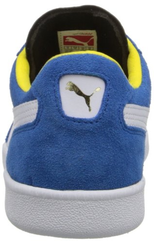 wholesale dealer 0ce08 7efcd PUMA Liga Suede Classic Sneaker,French Blue/White/Vibrant ...
