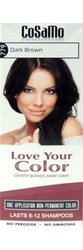 Cosamo Love Your Color Hair Color - Dark Brown - Pack Of 3