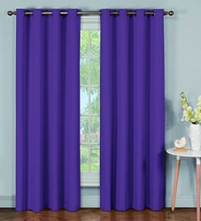 Euphoria microfiber Foam Back GWC 54x84 Pair Purple