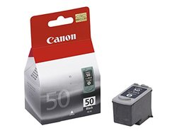 Canon PG-50 FINE Ink Cartridge-High Capacity-Black