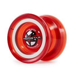 YoYoFactory Protostar Plastic YoYo - Red