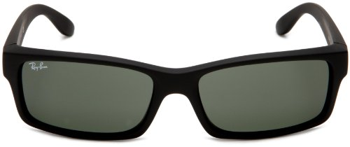 3292bfd5585c5 ... Ray-Ban RB4151 Rectangle Sunglasses 59 mm
