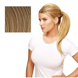Wrap Around Pony Synthetic Hairpiece by Jessica Simpson hairdo - R1416T