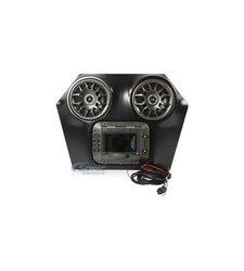 SSV Works WP-RZO Polaris RZR Bluetooth IPOD 2 Speaker Overhead Weatherproof Audio System