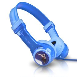JBuddies Kids Volume Limiting Headphones: Blue