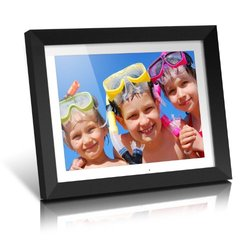 Aluratek 15 In Digital Photo Frame 256 Mb Admpf315 F