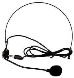 QFX Wireless Dynamic Professional Microphone black
