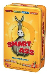 Smart Ass Booster / Card Game Tin