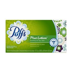 Puffs Plus Lotion Facial Tissues68.0sh 1