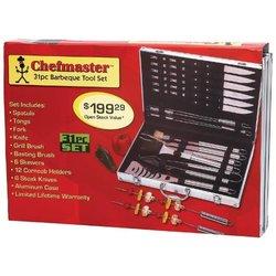 Chefmaster 31-Piece BBQ Tool Set