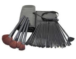 Bliss & Grace 32 Piece Professional Make Up Brush Set - Black