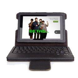 Moko Case For Amazon Kindle Fire Hd 7 2013 - Wireless Bluetooth Keyboard Cover For Fire Hd 7.0 Inch 3rd Generation Tablet, Black (not Fits 2012 Fire Hd 7 / 2013 Fire Hdx 7 Or Hd 7 2014 Gen)