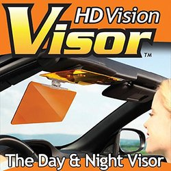 HD Vision Visor, The Day & Night Visor