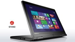 "Lenovo 12.5"" Touchscreen Laptop i5 8GB 180GB Windows 8.1 Pro (20DL0038US)"