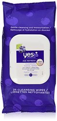Yes To Blueberries Cleansing Facial Wipes 25ct