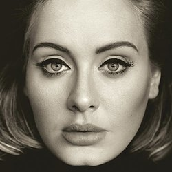 Adele 25 Rolling in the Deep 2012 - Audio CD