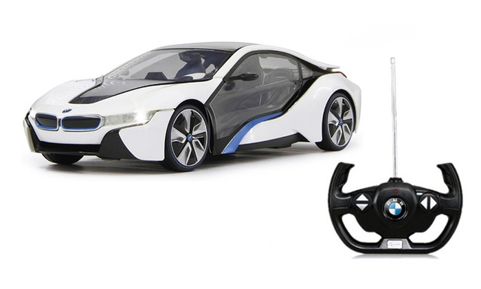 Toys Tekk Bmw I8 Concept Vision Efficient Remote Control Rtr Model