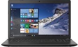 "Toshiba Satellite 17.3"" Laptop 2.4GHz 8GB 750GB Windows 10 (PSCLEU-03N06J)"