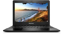 "Hisense 11.6"" Chromebook Rockchip RK3288 Quad Core 2GB 16GB ChromeOS (C11)"