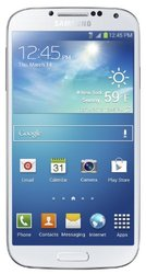 Samsung Galaxy S4 16GB Smartphone for AT&T - White Frost (SGH-I337)