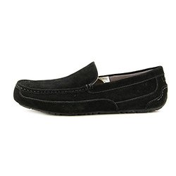 d17898602dd UGG Australia Mens Alder Slipper Black Size 10