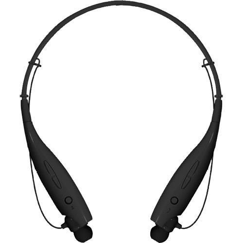 271ccf13e70 Bytech Wireless Bluetooth Earbud Neckband Headphones - Black - Check ...